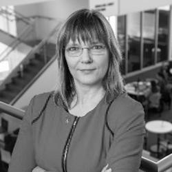 Headshot of Dr. Petra Hauf.