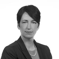 Headshot of Jacqueline Hamilton.